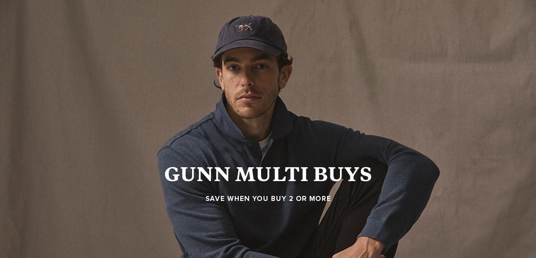 Shop Gunn Multi Buys