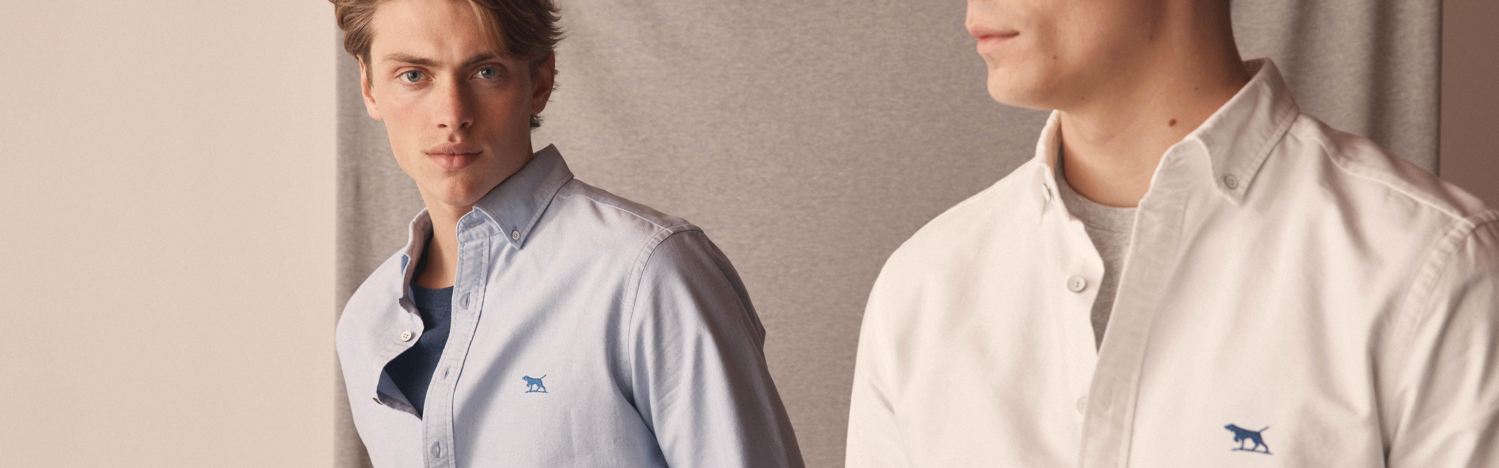 Gunn Oxford Shirts