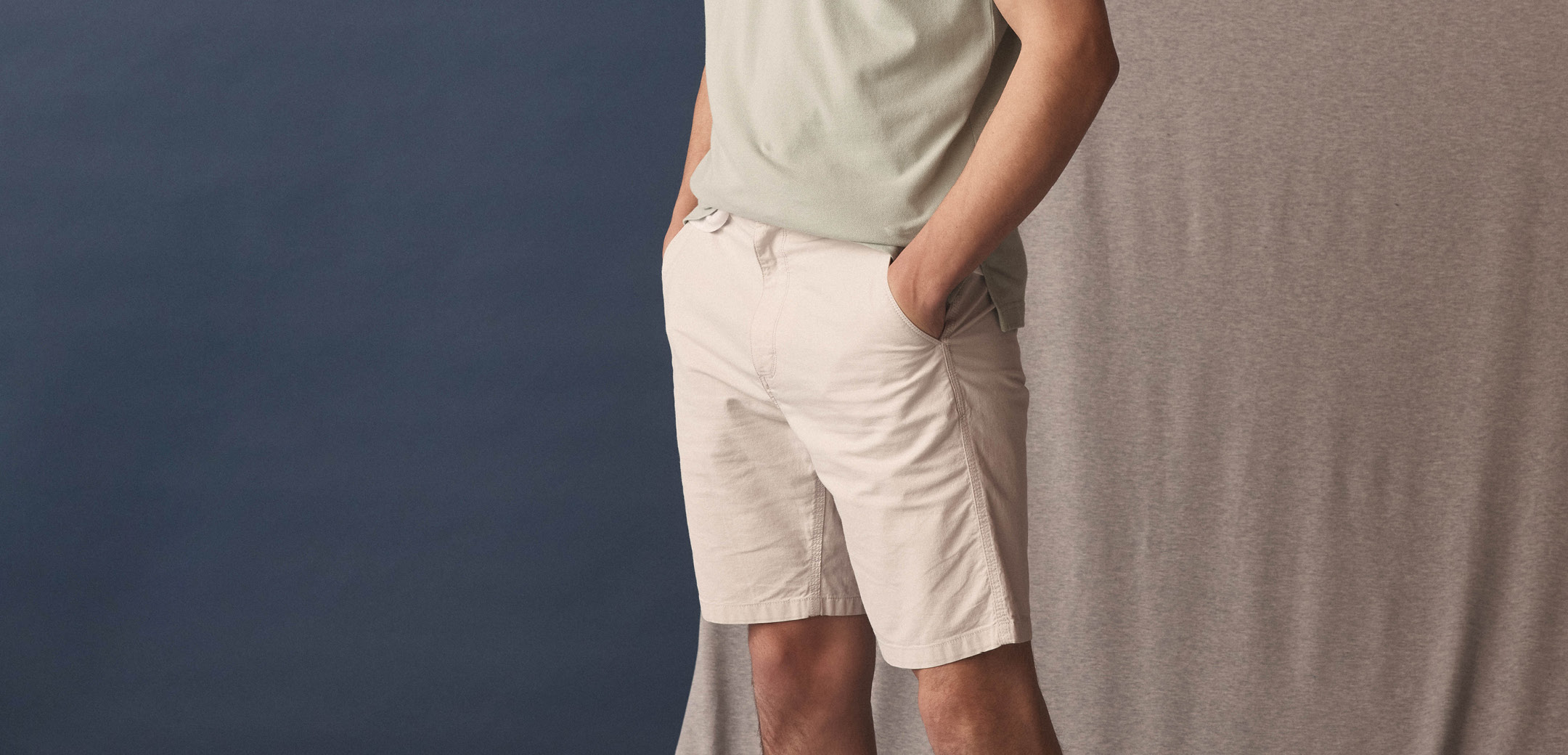 Gunn Chino Shorts