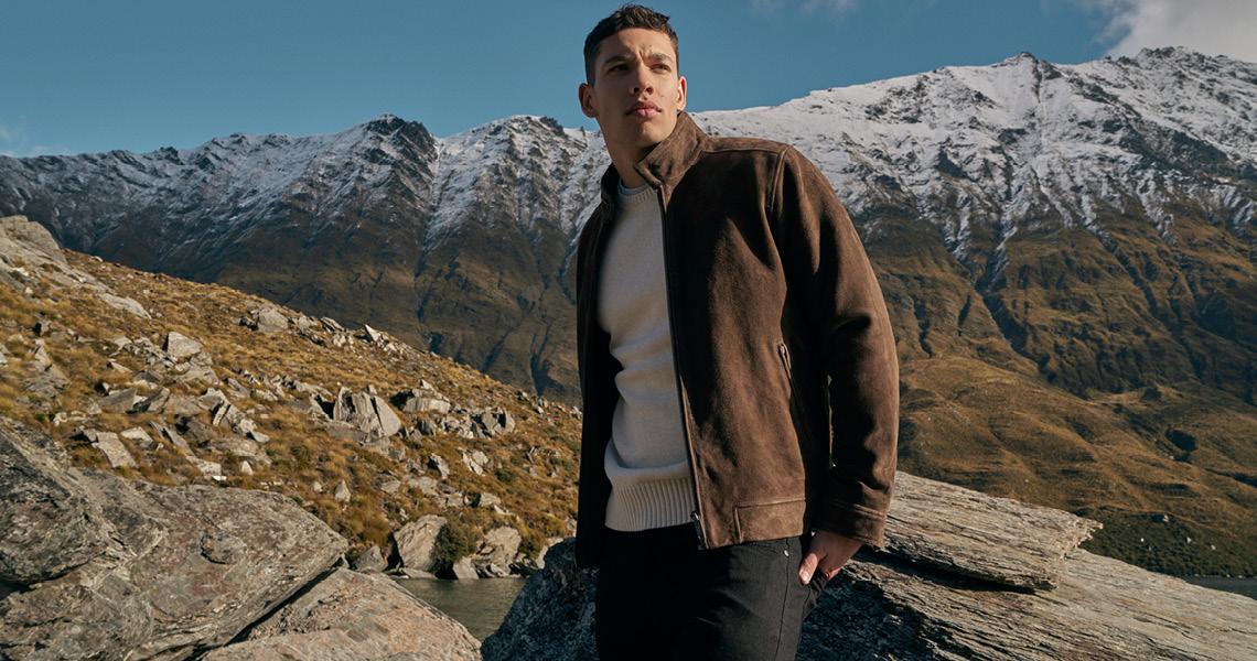 Glen Massey Jacket