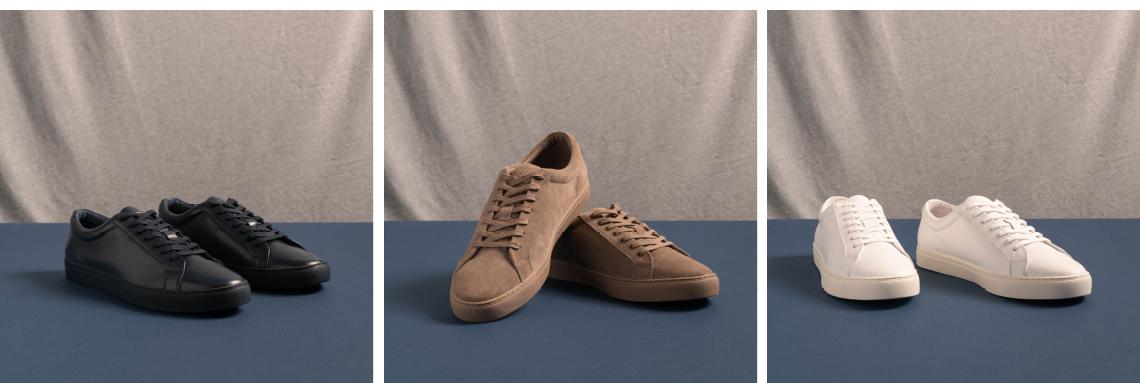 Endeavour 2.0 Sneaker Pearl
