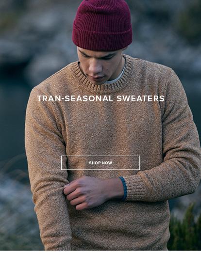 Tran-Seasonal Sweaters - Shop Now